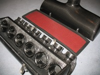 ACT TVR Speed Six with airbox and filter system