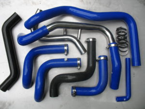 TVR Coolant hoses and stainless pipes