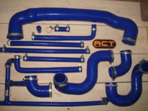 Noble silicone hoses