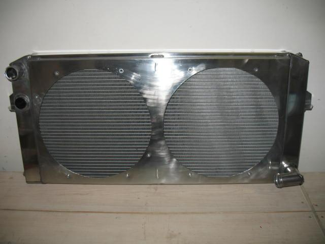 TVR radiators