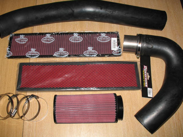Hose kits & filters