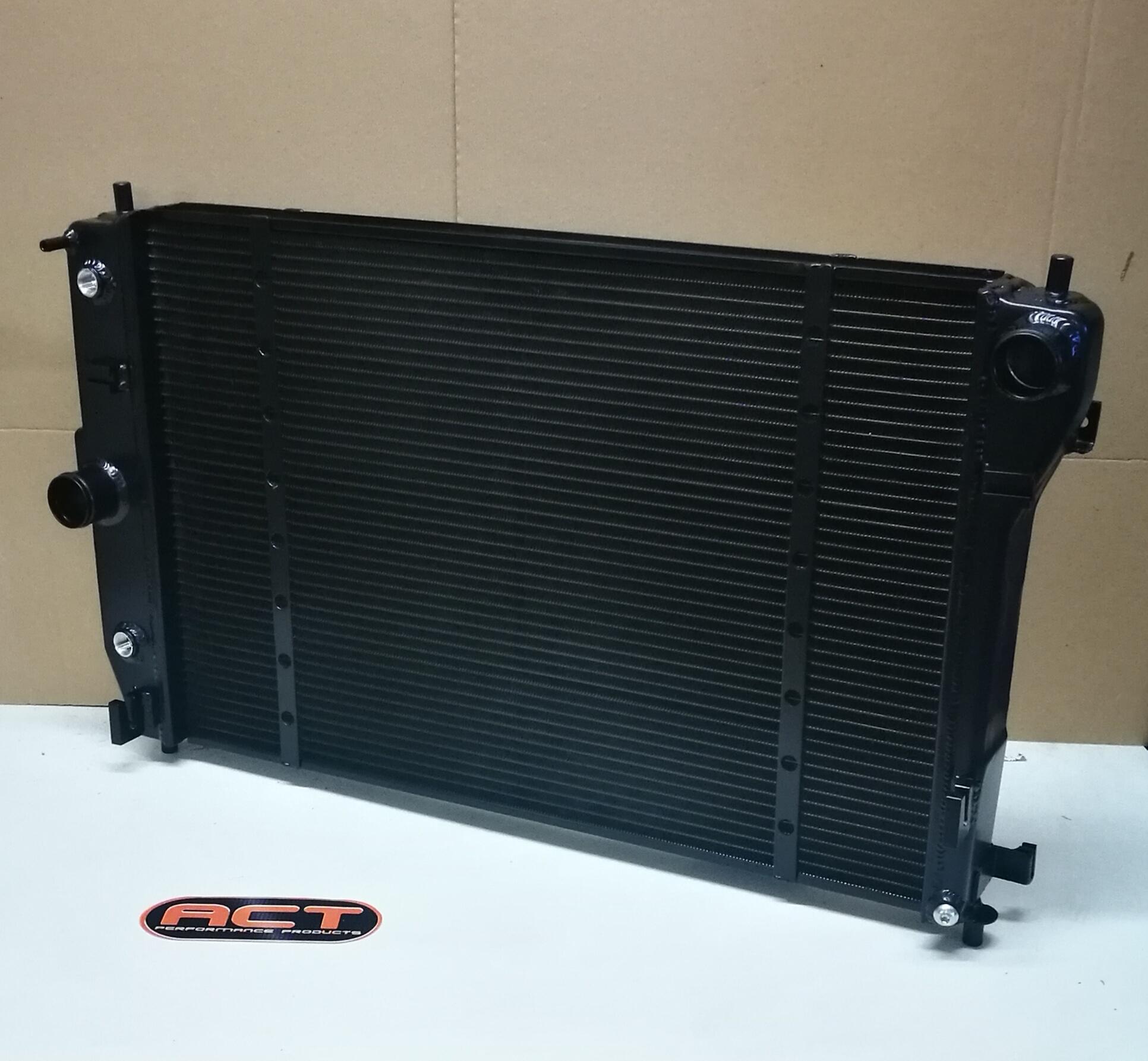 DB7 radiator