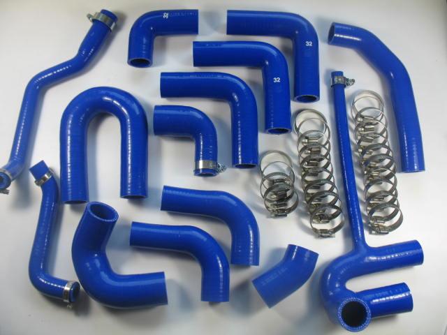 Silicone hoses non TVR