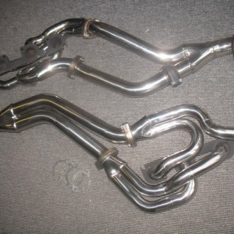 TVR Stainless Manifolds