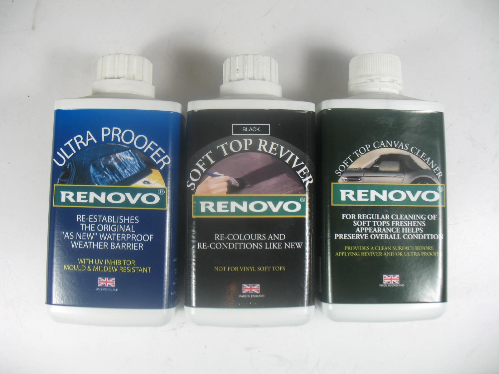RENOVO hood care