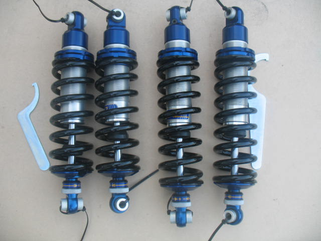 TVR Shocks and springs
