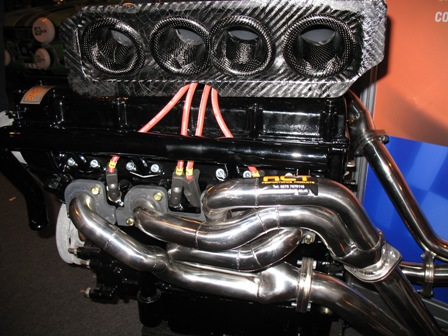 tvr exhausts manifolds act performance products your. Black Bedroom Furniture Sets. Home Design Ideas