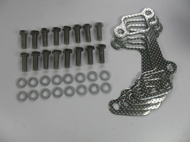 TVR Exhaust accessories